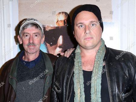"Wilder Knight, J. Ralph. Wilder Knight, left, and J. Ralph arrive at the LA Premiere of ""Bunker77"", in Santa Monica, Calif"