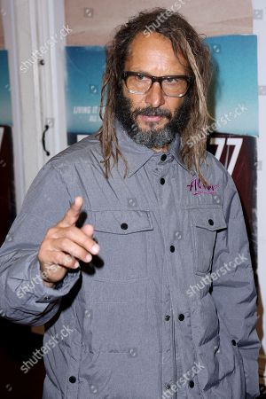 "Tony Alva arrives at the LA Premiere of ""Bunker77"", in Santa Monica, Calif"