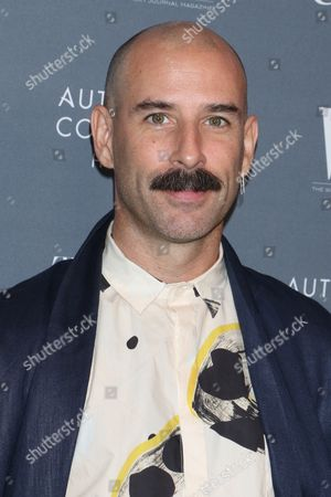 Stock Picture of Ryan Heffington