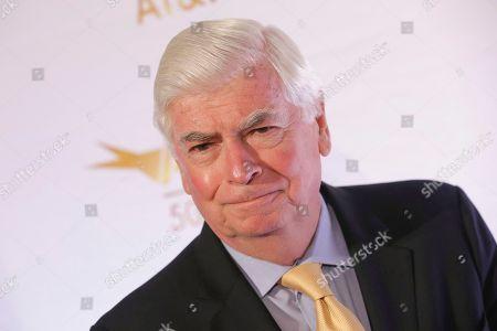 Former Senator Chris Dodd attends AFI's 50th Anniversary Gala at The Library of Congress, in Washington