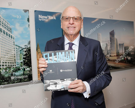 IMAGE DISTRIBUTED FOR DOUGLAS ELLIMAN - Douglas Elliman Real Estate Chairman Howard Lorber attends Douglas Elliman Real Estate's Celebration of Groundbreaking for Metropolis Los Angeles, on Friday, Feb 14th, 2014 in Los Angeles
