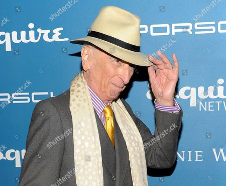 Author Gay Talese attends the Esquire 80th Anniversary and Network Launch Event in New York. Women writers have a few suggestions for Gay Talese, who struggled at a writing conference with a question about which female writers have inspired him. How about Joan Didion? Or Lillian Ross? That's what Susan Orlean and other writers said after the iconic journalist came under fire for his comments