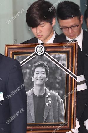 Stock Picture of Kim Joo-hyuk