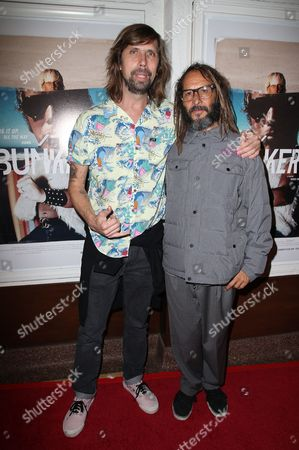 Pedro Winter, Tony Alva