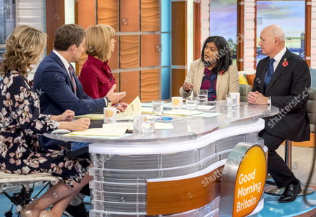 Ben Shephard, Kate Garraway, Rupa Huq MP and Iain Duncan Smith MP