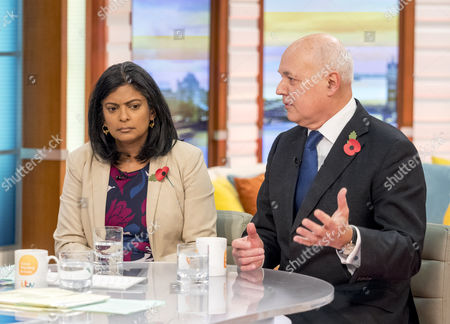 Rupa Huq MP and Iain Duncan Smith MP