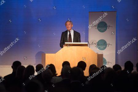Simon Schama delivers The Balfour 100 Lecture.