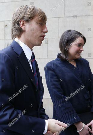 Princess Sibilla and Prince William