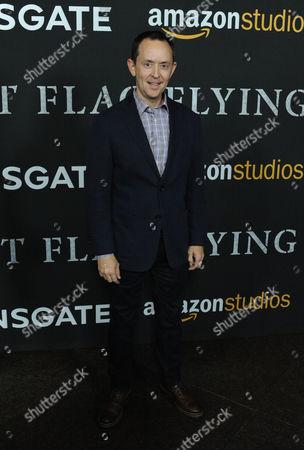 Editorial image of 'Last Flag Flying' film premiere, Los Angeles, USA - 01 Nov 2017