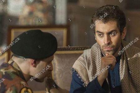 Stock Image of Adam El Hagar