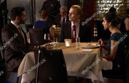 "Editorial photo of ""The Strain"" (Season 4) TV Series - 2017"