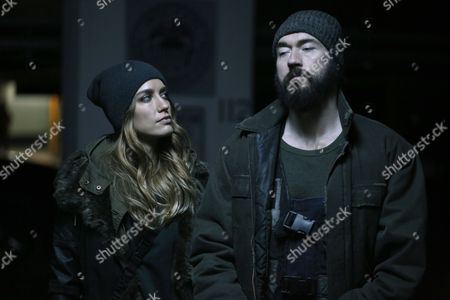 Stock Image of Ruta Gedmintas, Kevin Durand
