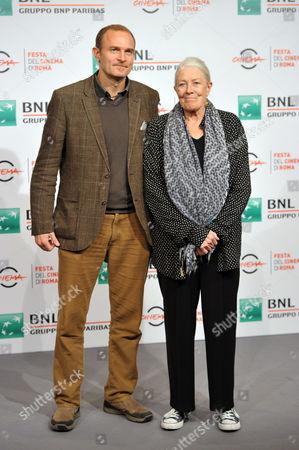 Vanessa Redgrave and Carlo Nero