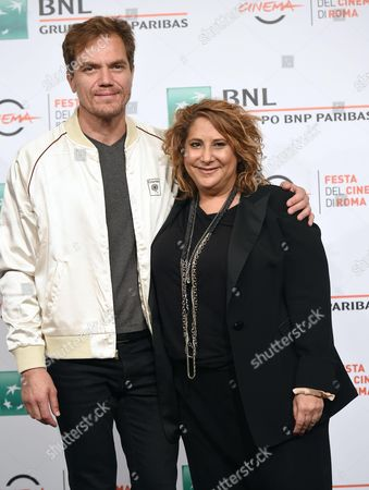 Michael Shannon and Jennifer Lebeau