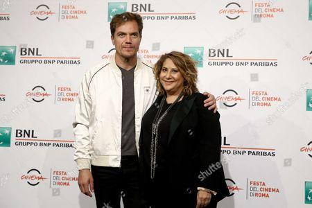 Jennifer Lebeau with Michael Shannon