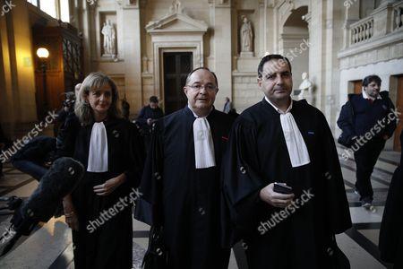 Editorial photo of Verdict of Abdelkader Merah's trial, Paris, France - 02 Nov 2017