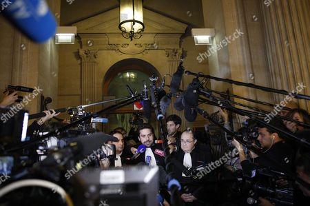 Editorial picture of Verdict of Abdelkader Merah's trial, Paris, France - 02 Nov 2017