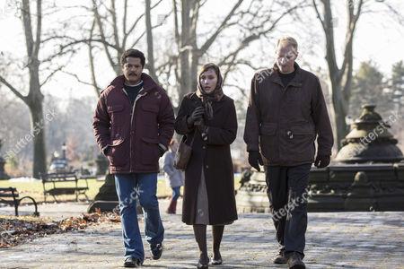 "Editorial image of ""The Americans"" (Season 5) TV Series - 2017"