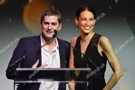 Rob Thomas, Marisol Thomas
