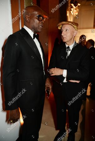 Charles Aboah and Stephen Jones