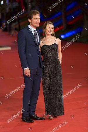 Stock Photo of Michael Shannon and director Jennifer LeBeau
