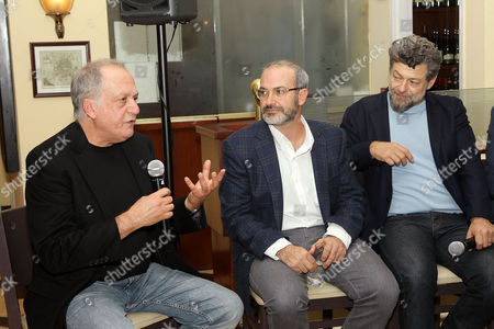 Joe Letteri (Sr. VX Supervisor), Mark Bomback (Screenwriter), Andy Serkis