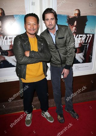 Editorial picture of 'Bunker77' film premiere, Los Angeles, USA - 01 Nov 2017