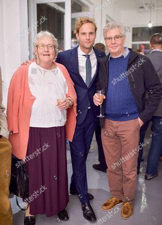 Mary Fox, Jack Fox and James Fox