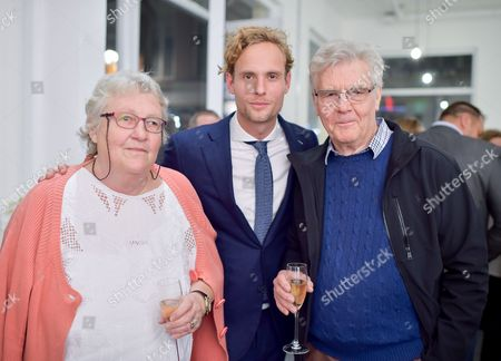Stock Picture of Mary Fox, Jack Fox and James Fox