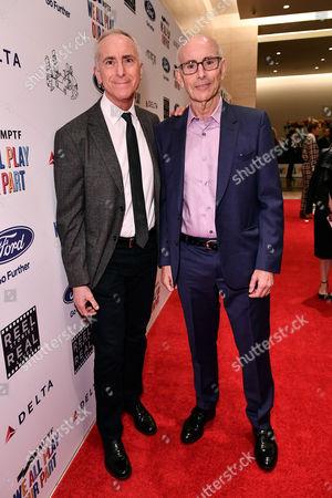 A. Scott Berg and Kevin McCormick