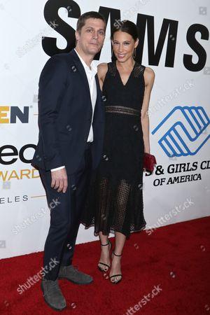Rob Thomas and Marisol Thomas