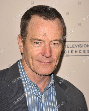 """Bryan Cranston attends the Academy of Television Arts and Sciences' Performers Peer Group Reception at the Sheraton Universal Hotel in Los Angeles. Cranston, who is nominated for an Emmy for his role on """"Breaking Bad,"""" which won him the Emmy Award three years in a row, grew up on """"The Andy Griffith Show"""
