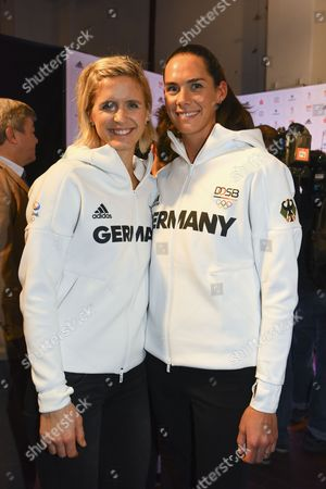 Laura Ludwig and Kira Walkenhorst