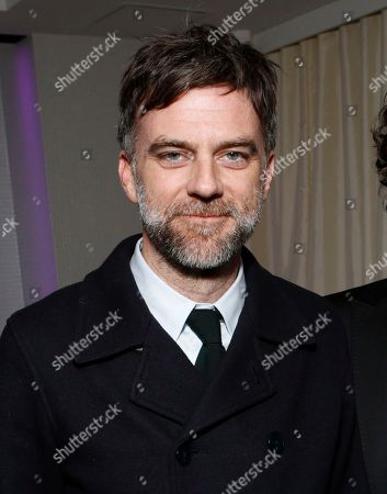Stock Image of Paul Thomas Anderson attends the LA Film Critics Association Awards in Los Angeles. Anderson premiered his first documentary, Junun,, at the New York Film Festival, unveiling a sonically rich portrait of Indian musicians and Radiohead's Johnny Greenwood recording in Rajasthan. The film, just under an hour in length, plunges into their recording sessions, along with Israeli composer Shye Ben Tzur, during a three-week trip to the North-Western Indian state