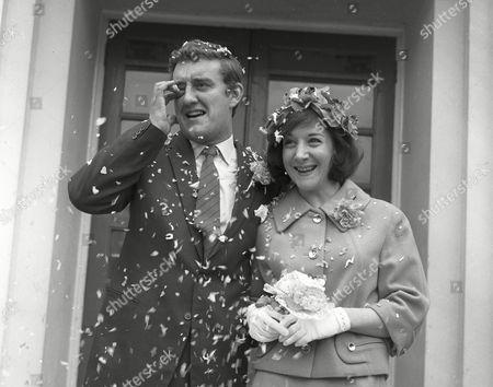 'The Close Prisoner'  - Marriage of Bernard Cribbins and Sheila Steafel
