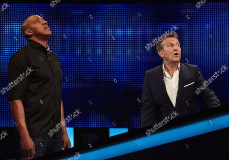 (Ep3) - Dion Dublin and host Bradley Walsh face The Chaser
