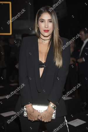 Stock Photo of Daniela Ospina