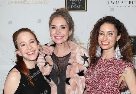 Amy Davidson, Samantha Gutstadt, Ashley Jones