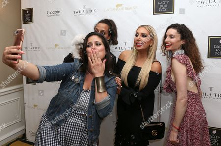 Chudney Ross, Anya Sarre, Samantha Gutstadt