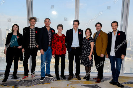 Editorial picture of Paddington 2 Photocall at ShangriLa The Shard London, UK - 03 Nov 2017