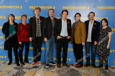 Editorial image of Paddington 2 Photocall at ShangriLa The Shard London, UK - 03 Nov 2017