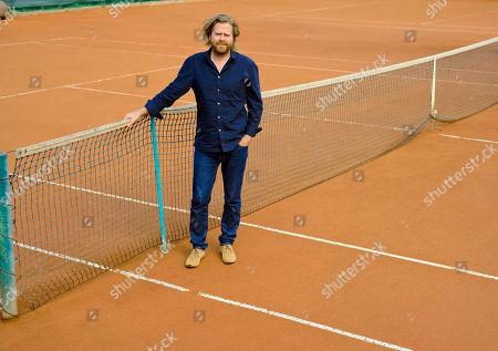 Stock Photo of Janus Metz