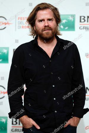 Editorial image of Film Festival Borg McEnroe Photo Call, Rome, Italy - 03 Nov 2017