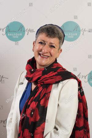 Rabbi Laura Janner-Klausner.