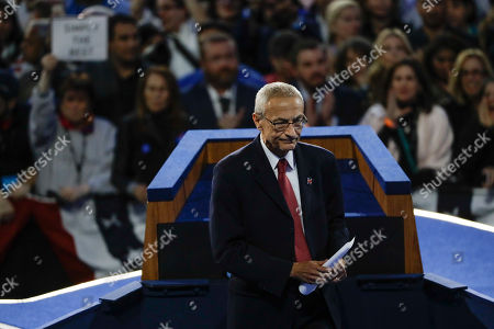 John Podesta, Hillary Clinton campaign chairman, walks off the stage after announcing that Clinton will not be making an appearance at Jacob Javits Center in New York as the votes were still being counted. Data from the threat intelligence firm Secureworks shows a malicious link being generated by the hacking group Fancy Bear for Podesta on March 19, 2016 at 11:28 a.m. Moscow time; Documents subsequently published by WikiLeaks show that the rogue email arrived in his inbox six minutes later. The link was clicked twice. Podesta's messages _ at least 50,000 of them _ were in the hackers' hands