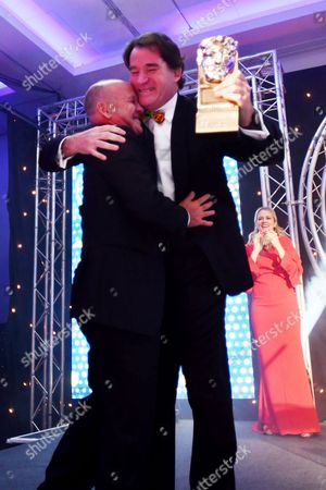 Doug Allan - Outstanding Contribution to Craft presented by Alastair Fothergill and Edith Bowman - Host