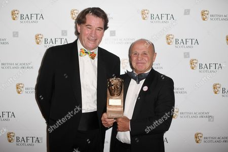 Alastair Fothergill and Doug Allan - Outstanding Contribution to Craft