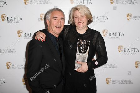 Denis Lawson and Hope Dickson Leach - Writer Film/television - The Levelling