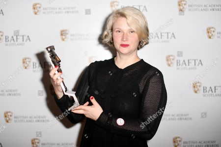 Stock Image of Hope Dickson Leach - Writer Film/television - The Levelling