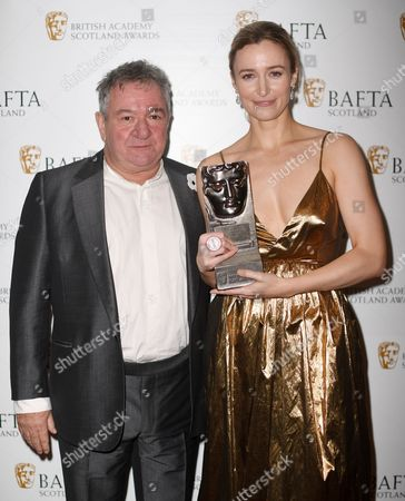 Ken Stott and Deirdre Mullins - Actress Film - The Dark Mile
